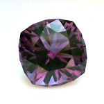 6.48 CTS Amethyst Cushion Cut Natural Loose Gemstone