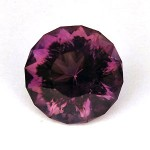 5.71 CTS Amethyst Round Cut Natural Loose Gemstone