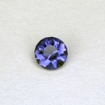 0.60 CTS Iolite Round Cut Natural Loose Gemstone