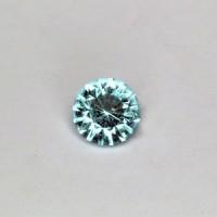 0.50 CTS Emerald Round Brilliant Cut Natural Loose Gemstone